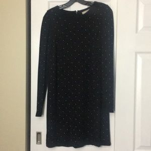 Little Black Dress with beading